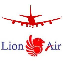 Harga Tiket Pesawat Lion Air 2012