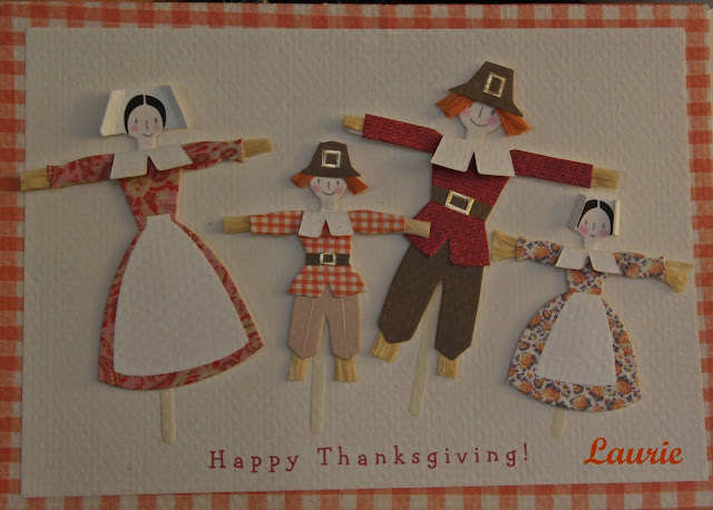 Thanksgiving -Bargain Decorating with Laurie