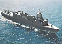 Fridtjof Nansen Class Frigate