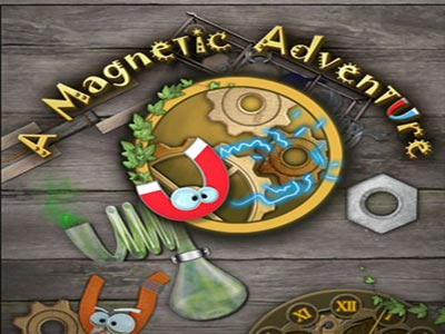 تحميل لعبة ذكاء وحل الغاز مغامرة المغناطيس Magnetic Adventure