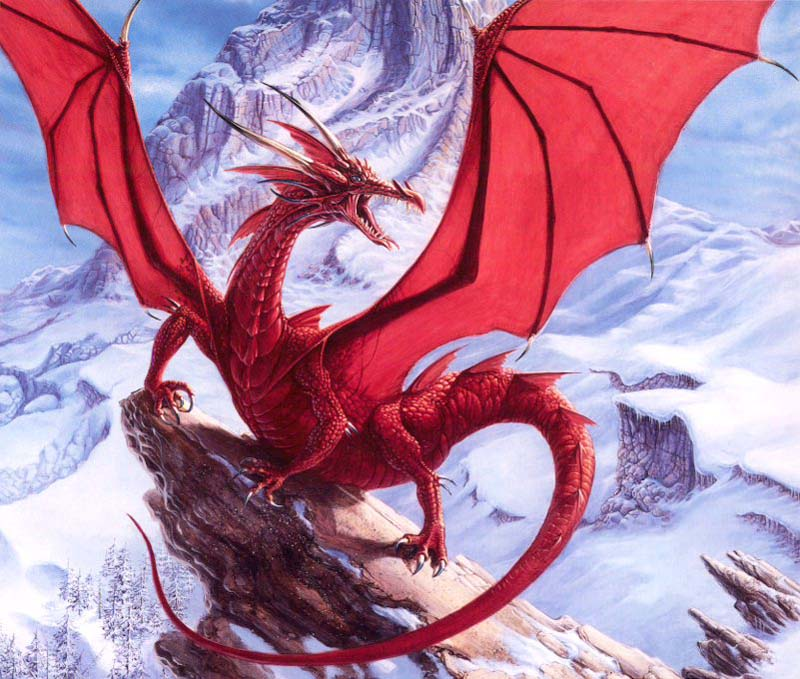 Frontline gamer review dungeons dragons wrath of ashardalon - Awesome dragon pictures ...