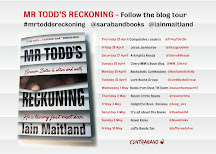 Mr Todd's Reckoning Blog Tour