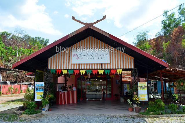 Chanteek Borneo Gallery Sabah