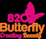 820Butterfly Letters