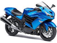 Gambar Motor 2012 Kawasaki Ninja ZX-14R 3