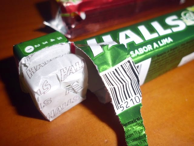 halls lima