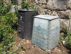 EL ABONO. Composteros pequeños