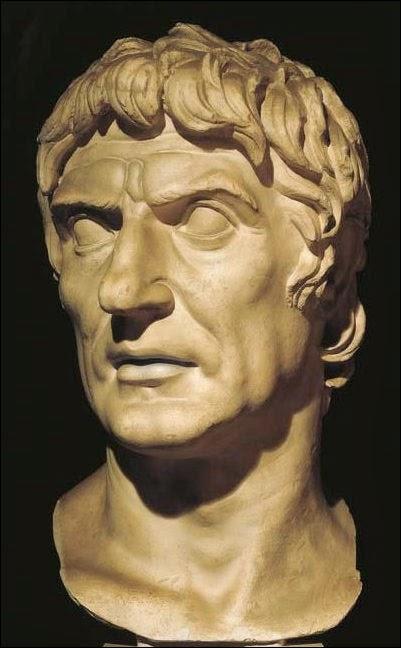 أصدق تمثال لسولا، قنصل الجمهورية الرومانية