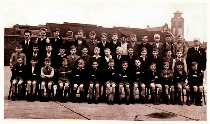 Dovedale County Primary School Junior Amp Infants 1947