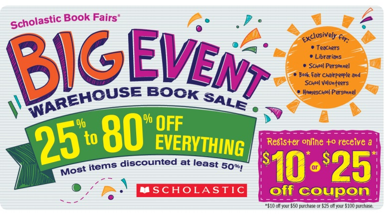 Scholastic coupon code 2018