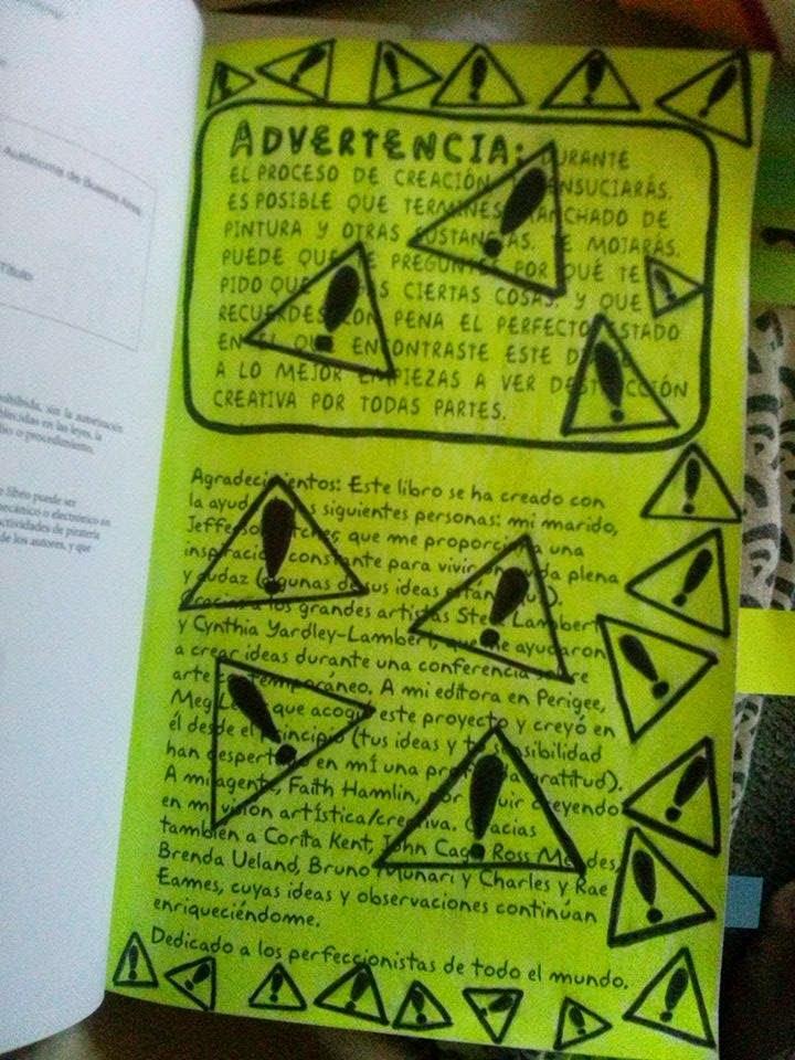 ☆Destellos Nocturnoss☆: Destroza este Diario!! + I´M BACK!! xD