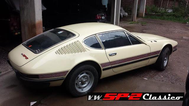 Volkswagen SP2 à venda_16