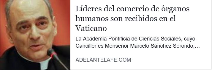 ROMA PERDIÓ LA FE Y ES LA SEDE DEL ANTICRISTO!