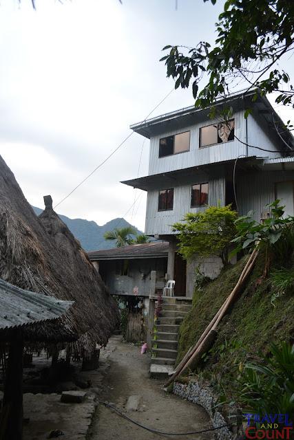 Ramon's Native Homestay, Batad, Banaue, Philippines