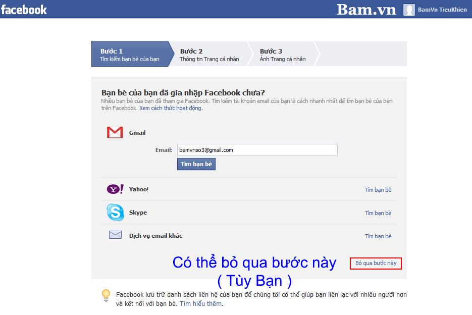 Cách Tạo Nick, Tài khoản Facebook đơn giản nhanh nhất