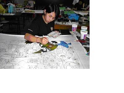 Batik Indonesia: Langkah langkah pembuatan batik