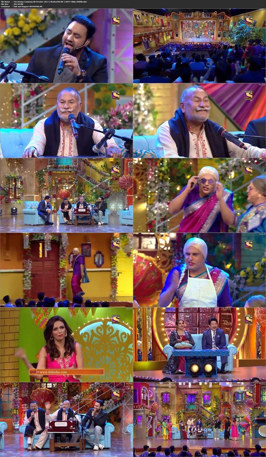 The Drama Company 08 October 2017 Full Show 203MB HDTV 480p at 9966132.com