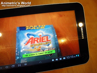P&G Virtual Quest for Ariel Stainlift