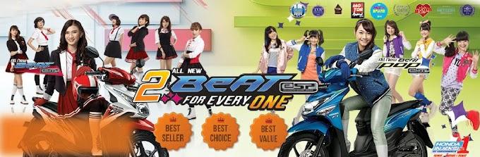 Spesifikasi Honda BeAT eSP dan BeAT POP eSP