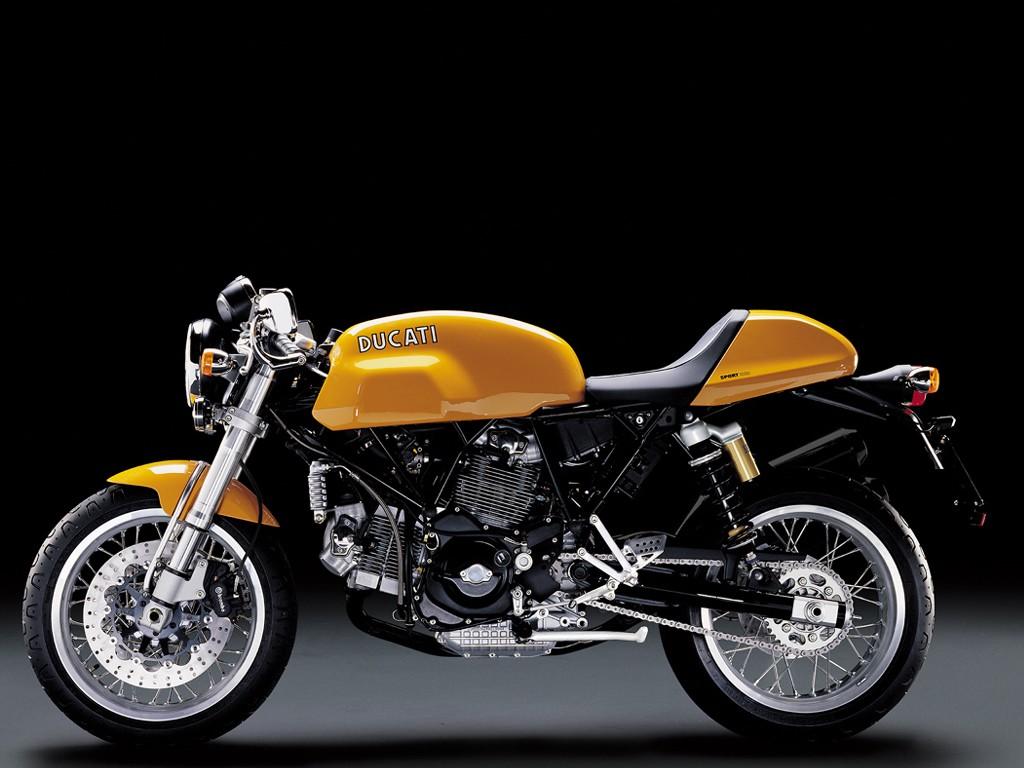 Ducati Gt Comfort Seat