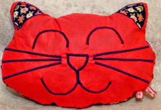 poduszka kotek