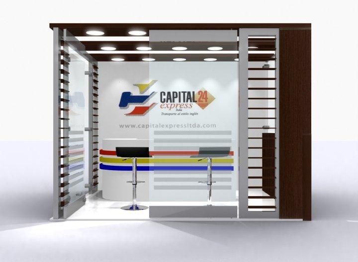 Arquitectura efimera skala exhibici n comercial for Pabellones arquitectura efimera