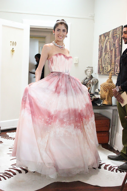 The Factory Ball Gown