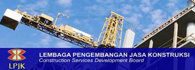 Lowongan Kerja LPJK (Lembaga Pengarah Jasa Konstruksi) Terbaru 2013
