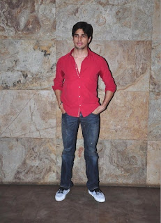 Siddarth at special screening of 'Ship Of Theseus'