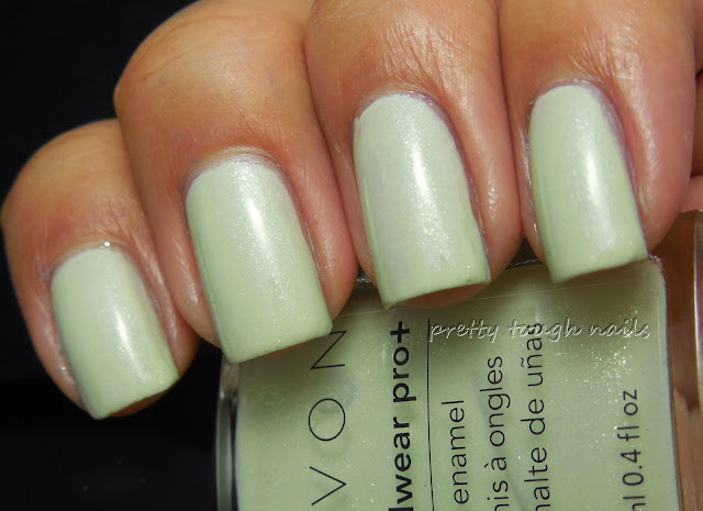 Avon Honeydew Sparkle