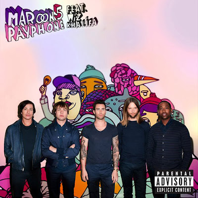 Maroon 5 - Payphone (feat. Wiz Khalifa) Lirik dan Video