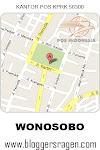 Foto kantor pos Wonosobo