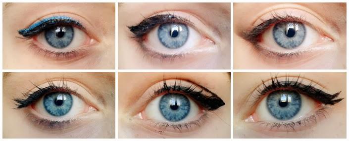 6 styles de trait d 39 eyeliner beauty and sparklium. Black Bedroom Furniture Sets. Home Design Ideas