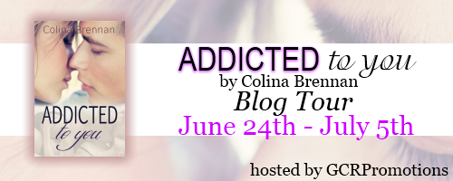 {Review+Giveaway} Addicted to You by Colina Brennan