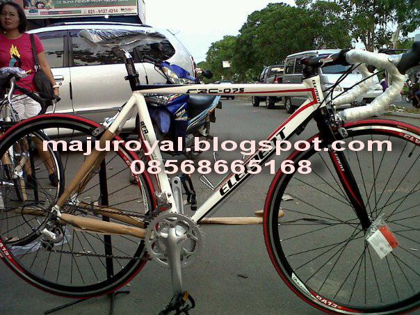 Jual Roadbike Element Polygon Mosso Sepeda Balap Tabel