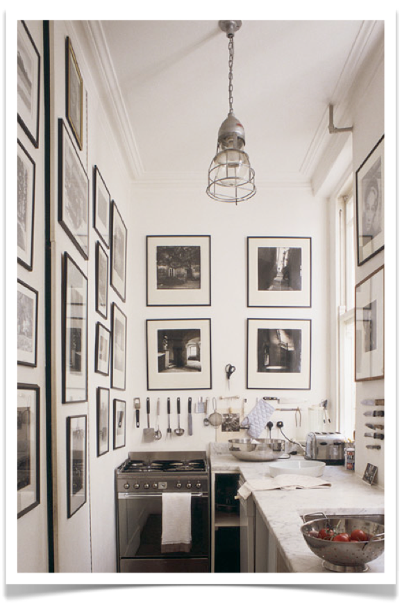 Come decorare le pareti della cucina e non solo architettura e design a roma - Quadri moderni cucina ...