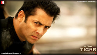 Salman Khan angry face HD Wallpaper from Ek Tha Tiger
