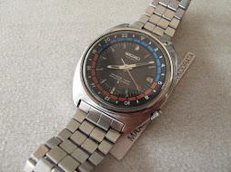 SEIKO NAVIGATOR TIMER - GMT - AUTOMATIC 6117