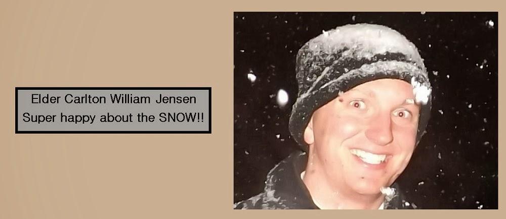 February 2014 - SNOW!!