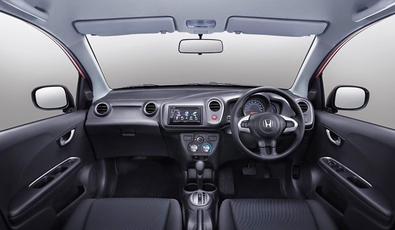 Warna Interior Mobilio RS