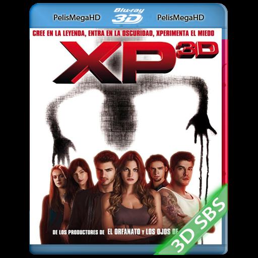 Paranormal Xperience 3D (2011) 3D SBS 1080P HD MKV ESPAÑOL ESPAÑA