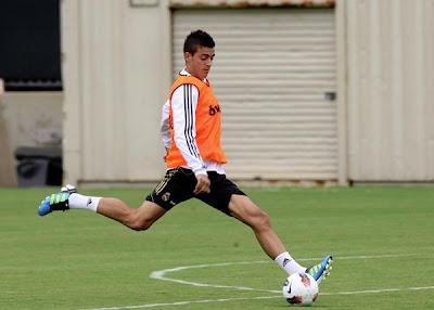 Joselu - Real Madrid Castilla (2)