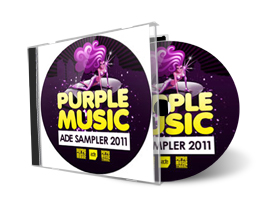 Purple Music ADE+2011 Purple Music Ade Sampler 2011