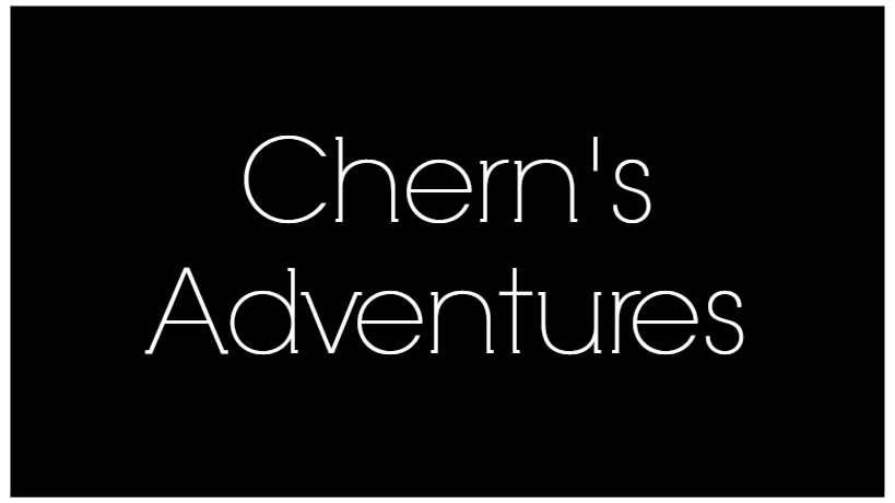 Chern's Adventure