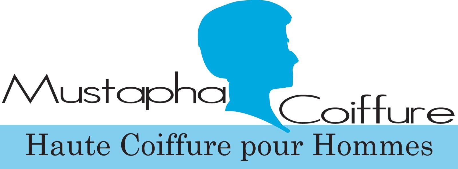 graphic designer  prop logo salon de coiffure