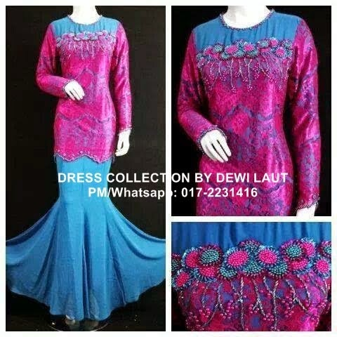 Dress Collection By Dewi Laut