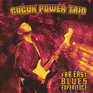 Gugun Power Trio - Far East Blues Experience