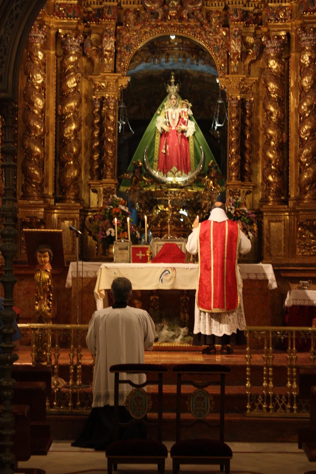 Matrimonio Catolico Tradicional : Asociación «una voce córdoba primera misa tradicional en