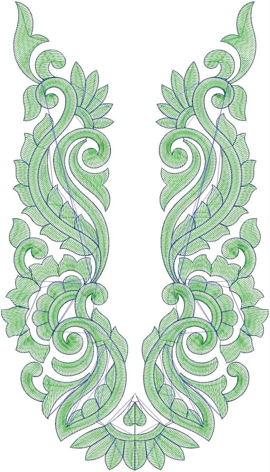 Neck embroidery designs pictures to pin on pinterest pinsdaddy - Appliques exterieures ontwerp ...