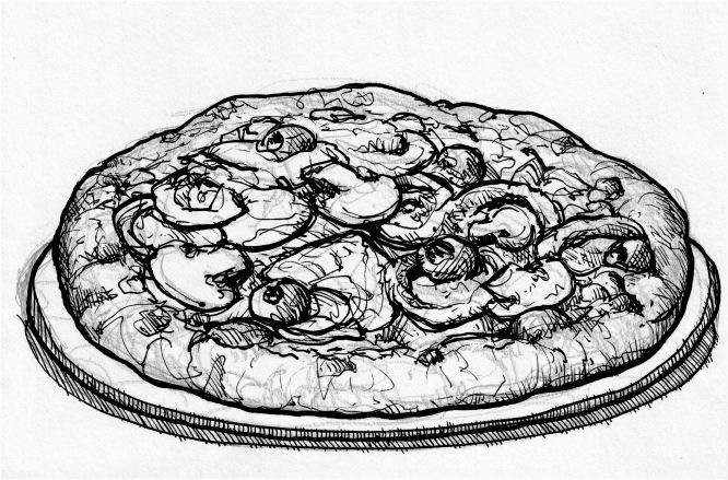 Marco Verhoog Recipe For A Pizza